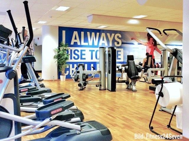 Gym Fitness24seven Olskroken i Göteborg