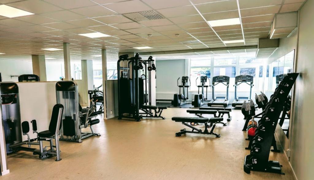 Gym Energikällan Biskopsgården Göteborg