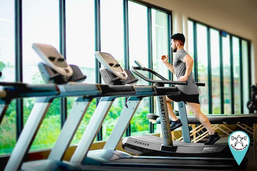 Gymbild hitta gym
